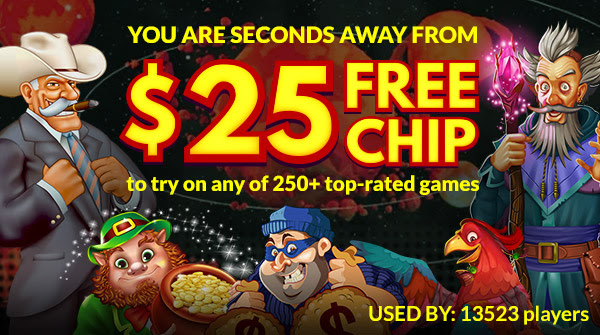 Free Chip just for you!