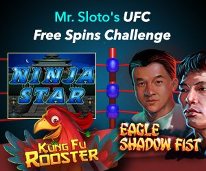 We challenge you to play your best moves! 100% Match + 50 Spins & 150% Match + 100 Spins on Top at Sloto Cash Casino. USA Welcome!